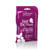 Alba Botanica Fast Fix Camu Camu Anti-Wrinkle Sheet Mask - Лифтинговая маска против морщин (15гр.)