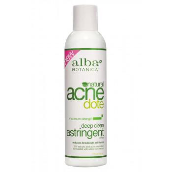 Alba Botanica Deep Clean Astringent - Охлаждающий вяжущий тоник (177мл.)