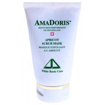 Amadoris Apricot Scrub Mask - Абрикосовая маска-скраб (75мл.)