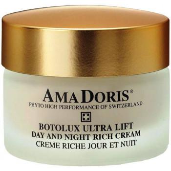 Amadoris Beautylux Ultra Lift Day and Night  Rich Cream - BEAUTYLUX лифтинг крем 24 - часовой  для сухой и чувствительной кожи (50мл.)