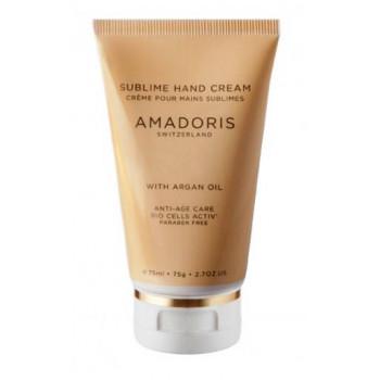 Amadoris Bio Cells Avtive sublime Hand Cream - Крем для рук на клеточном уровне (300мл.)