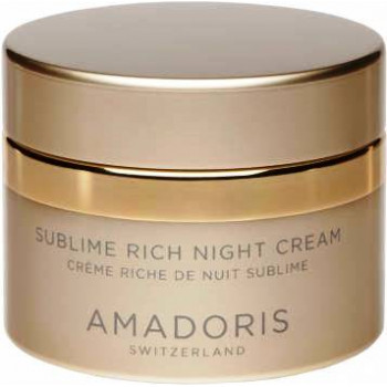Amadoris Bio Cells Nutri – Active Sublime Rich - Обогащенный ночной крем для сухой кожи на клеточном уровне (50мл.)