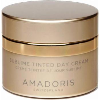 Amadoris Bio Cells Nutri – Active Sublime Tinted Day Cream - Дневной крем с тональным эффектом (50мл.)