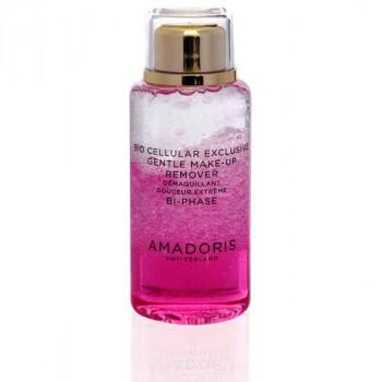 Amadoris Bio Сellular Еxclusive Gentle Make-Up Remover - Очищающий лосьон для кожи вокруг глаз и губ (125мл.)