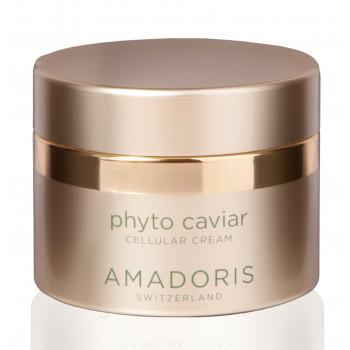 Amadoris Phyto Caviar Cellular Cream - Интенсивный омолаживающий крем «Фитоикра» (50мл.)