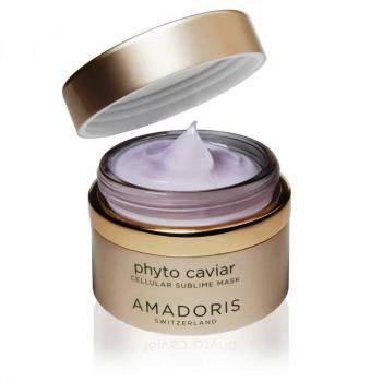 Amadoris Phyto Caviar Cellular Mask - Клеточная высокоэффективная маска «Фитоикра» (50мл.)