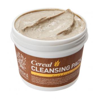 Amini Cereal Cleansing Pack - Очищающая маска для лица Злаковая (100гр.)