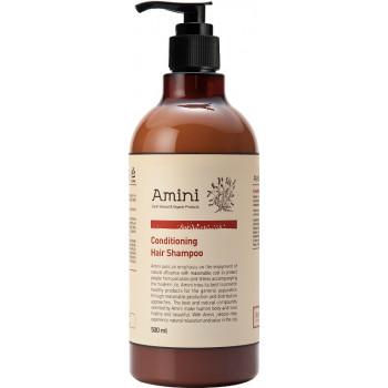 Amini Conditioning Hair Shampoo - Шампунь-кондиционер для волос (500мл.)