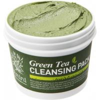 Amini Green Tea Cleansing Pack - Очищающая маска для лица Зеленый чай (100гр.)