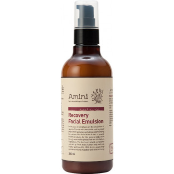 Amini Recovery Facial Emulsion - Восстанавливающая эмульсия для лица (250мл.)