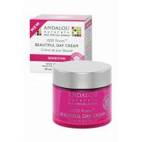 Andalou Naturals 1000 Roses Beautiful Day Cream - Дневной крем для лица (50мл.)