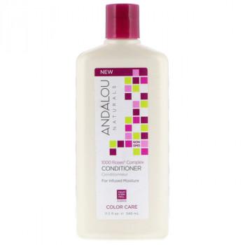 Andalou Naturals 1000 Roses® - Кондиционер для сухих, поврежденных и окрашенных волос (340мл.)