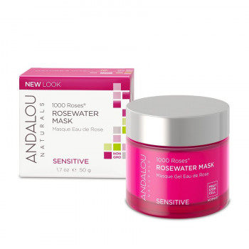 Andalou Naturals 1000 Roses Rosewater Mask - Восстанавливающая маска для лица (50мл.)