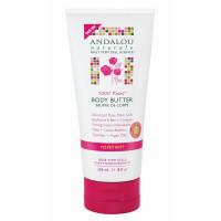 "Andalou Naturals 1000 Roses® Velvet Soft Body Butter - Бархатное масло для тела ""1000 роз"" (236мл.)"