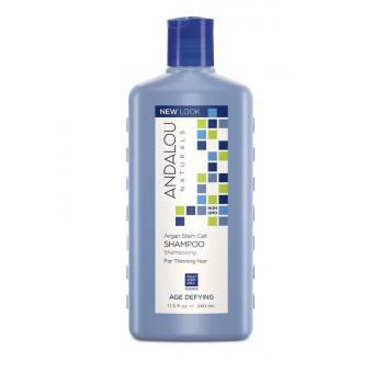 Andalou Naturals Age Defying Treatment Shampoo - Укрепляющий шампунь для  ослабленных волос (340мл.)