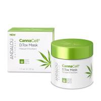 Andalou Naturals CannaCell® D.Tox Mask - Детокс-маска для лица (50гр.)