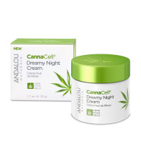 Andalou Naturals CannaCell® Dreamy Night Cream - Ночной крем для лица (50гр.)