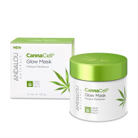 Andalou Naturals CannaCell® Glow Mask - Освежающая маска для лица (50гр.)