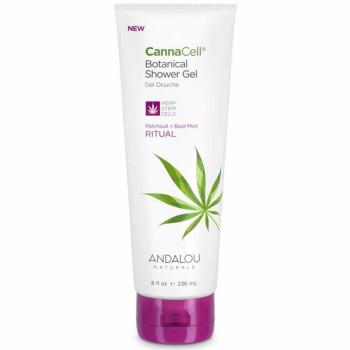 "Andalou Naturals CannaCell® - Гель для душа ""Ритуал"" (236мл.)"