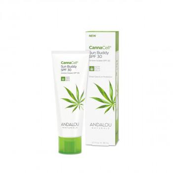 Andalou Naturals CannaCell® - Увлажняющий крем SPF30 (80мл.)