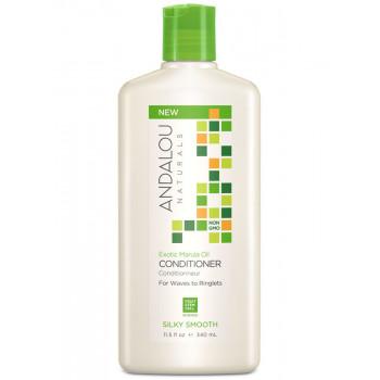 Andalou Naturals - Кондиционер для жёстких и вьющихся волос (340мл.)