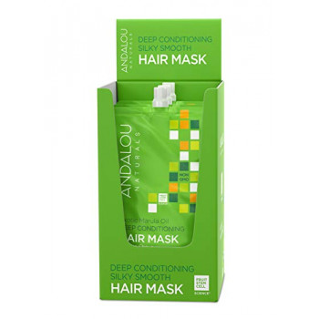 Andalou Naturals - Маска для восстановления жёстких и вьющихся волос (6 шт. по 44мл.)
