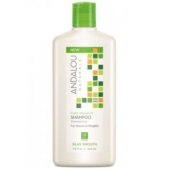 Andalou Naturals - Шампунь для жёстких и вьющихся волос (340мл.)