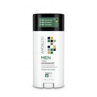 "Andalou Naturals MEN Herbal Deodorant-MOUNTAIN SAGE - Натуральный дезодорант ""Горный шалфей"" (75гр.)"