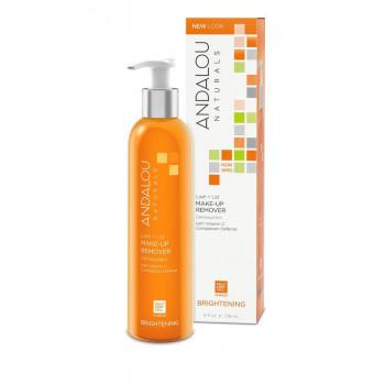 Andalou Naturals Lash + Lid Make-Up Remover - Средство для снятия макияжа (178мл.)