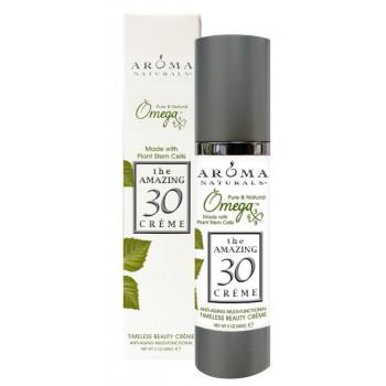 Aroma Naturals Amazing 30 Omega-x Creme - Крем для лица Amazing (60гр.)