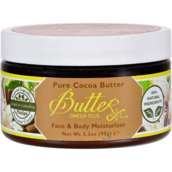 Aroma Naturals Pure Cocoa Butterx - Масло Какао (95гр.)