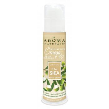Aroma Naturals Shea Super Moisturizing Butter Creme - Супер увлажняющий крем с маслом ши (142гр.)