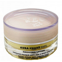 Aura Chake Magistral Lifting Gommage Masque Anti-age - Антивозрастная лифтинг маска-гоммаж «Мажистраль» для лица (50мл.)