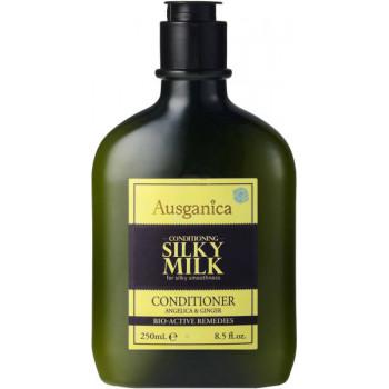 """Ausganica - Кондиционер для волос """"Шелковистое молоко"""" (250мл.)"""