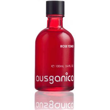 Ausganica - Тоник для лица «Роза» (100мл.)