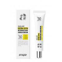 Avajar Extra-vita Hydrating SunScreen - Мульти функциональный солнцезащитный крем с витаминно-отбеливающим уходом (45мл.)
