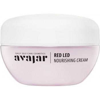 Avajar - Питательный крем (Красный) 50мл