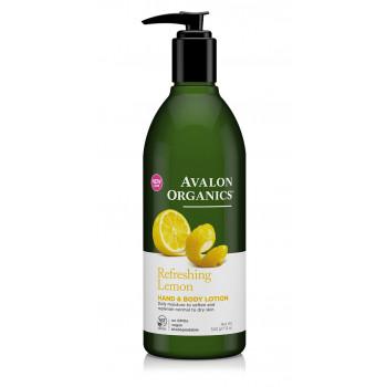 """Лосьон для рук и тела""""Лимон""""(Lemon H&B lotion) (360мл.)"""