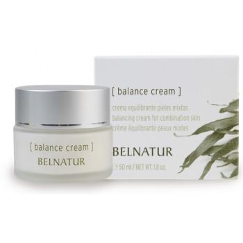 Belnatur BALANCE CREAM - Увлажняющий, балансирующий крем для комбинированной кожи (50мл)