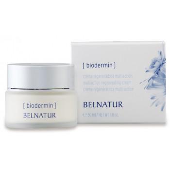 Belnatur BIODERMIN - Mультиактивный крем с питательным, регенерирующим, укрепляющим и десенсибилизирующим воздействием (50мл)