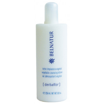 Belnatur DERBAFLOR - Мягкое очищающее молочко для сухой, нормальной, чувствительной кожи (250мл)