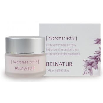 Belnatur HYDROMAR ACTIV - Увлажняющий и питательный крем для чувствительной зрелой кожи и при нарушениях липидного баланса кожи (50мл)