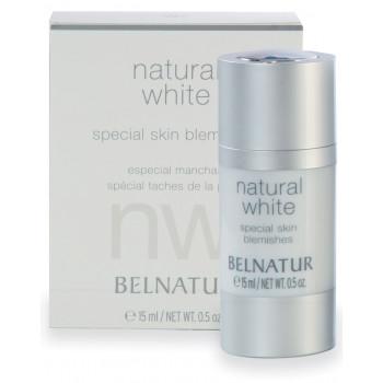 Belnatur NATURAL WHITE SPECIAL SKIN BLEMISHES - Специальный концентрат, разработанный для лечения темных (15мл)