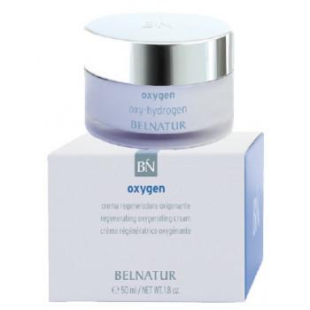 Belnatur OXY-HYDROGEN - Насыщающий кислородом увлажняющий крем для всех типов кожи (50мл)