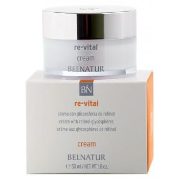 Belnatur RE-VITAL CREAM - Мультивитаминный крем (А + В5 + С + Е) для тонкой, возрастной, очень сухой кожи (50мл)