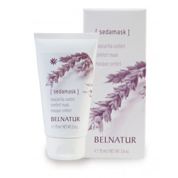 Belnatur SEDAMASK - Успокаивающая и освежающая кремовая маска для всех типов кожи (75мл)