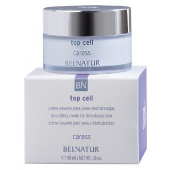 Belnatur TOP CELL CARESS - Разглаживающий крем с легкой текстурой для обезвоженной кожи с признаками увяданиия (50мл)