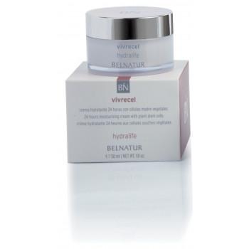 Belnatur VIVRECEL HYDRALIFE -  Анти-возрастной, омолаживающий и защитный нано-крем с 24-часовым увлажняющим эффектом (50мл)
