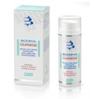 Biogena Couperose - Тонизирующий дневной крем против покраснений и купероза SPF15 (50мл.)