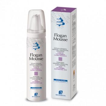 Biogena Flogan Mousse - Флоган мусс-эксфолиант (2% салициловой кислоты) 75мл.